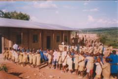 Una scuola anche a Ruhuha - Rwanda